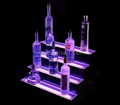 Custom LED acrylic display stands