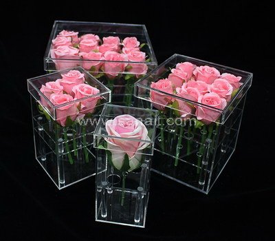 Wholesale Acrylic Rose Box