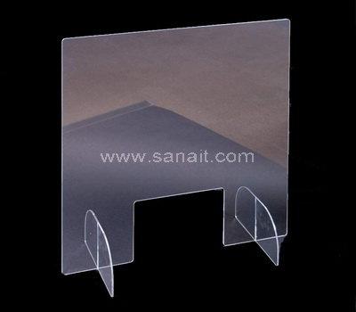 Custom acrylic barriers