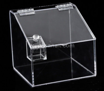 Custom acrylic candy bins