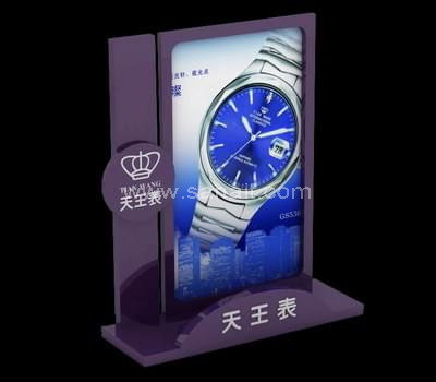 Acrylic watch display manufacturer