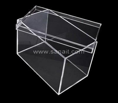 SAAB-125-2 Custom acrylic box with lid