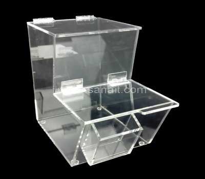 Acrylic sweet dispenser wholesale