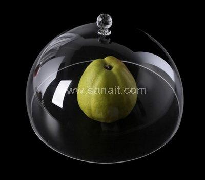 Custom Acrylic PMMA Clear Dome Shape Dust Cover