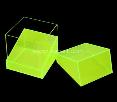 SAAB-127-1 Custom made acrylic boxes
