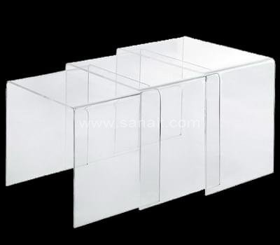 Lucite nesting tables wholesale