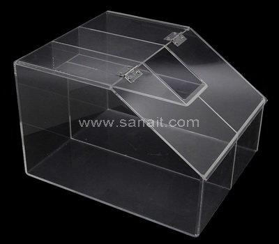 Acrylic bulk food bin