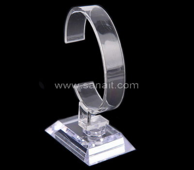 Acrylic watch stand wholesale