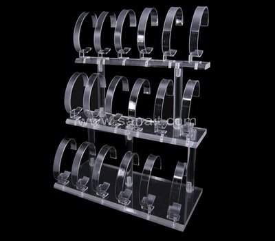 Watch display stand for shop