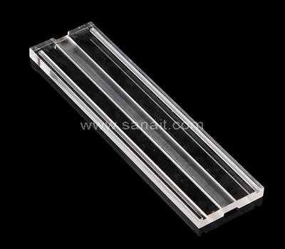 Acrylic slot block wholesale