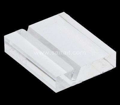 Custom acrylic cardholder