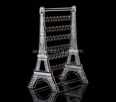 Eiffel tower earring display stand