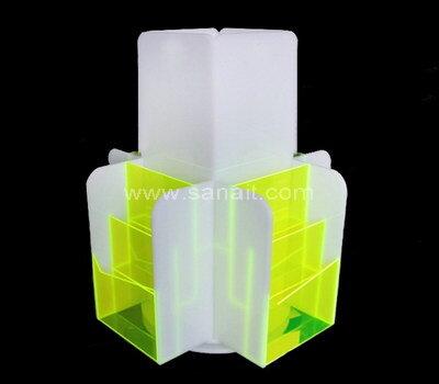 Custom acrylic brochure display