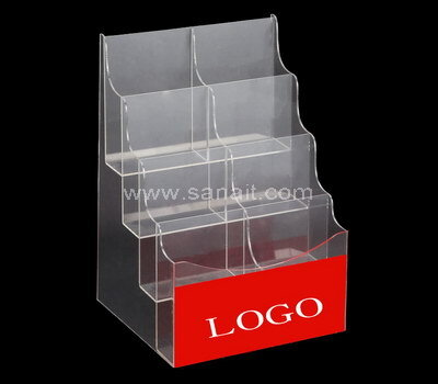 Acrylic flyer stand made to order