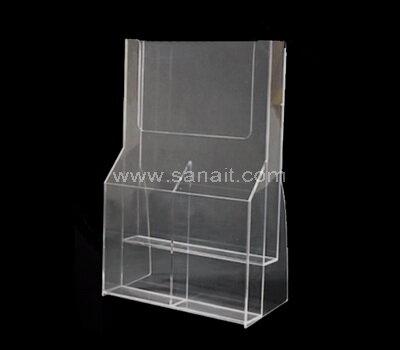 Countertop acrylic brochure holder wholesale