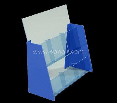 Coutertop 6-Pocket Acrylic Brochure Holder Wholesale