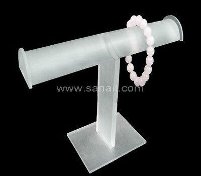 T Bar I-Shaped Bracelet Necklace Watch Display Wholesale